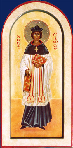 Saint Erwan