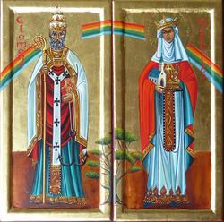 St Clément et Ste Mathilde
