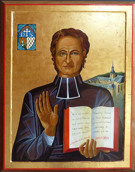 Père Jean-Marie de la Mennaie