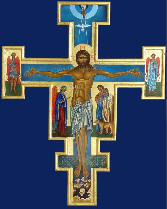 Croix d'ordination