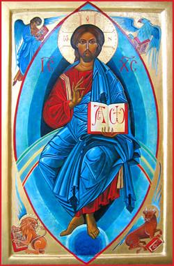 Le Christ en Gloire