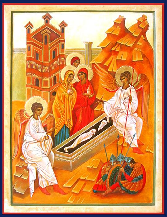 Au matin de Pâques