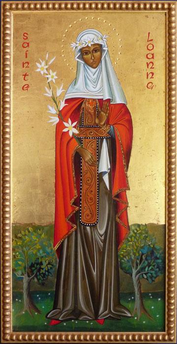 Sainte Loanne