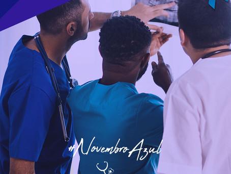 Novembro Azul: o câncer de próstata não é o único a afetar os homens.