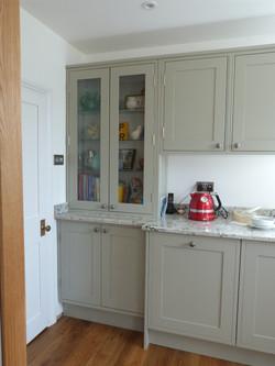 Hand-made dresser unit