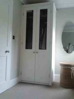 Glazed cupboard