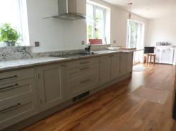 Hand-made kitchen