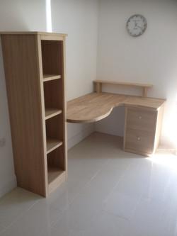 Oak study area