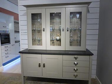 Bespoke dresser and free-standing kitchen furniture