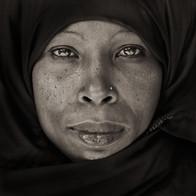 Lamu Woman, Kenya, 1985