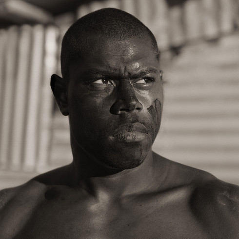 Chief Warrior, Fiji, 2008