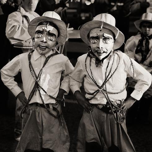 Festival Boys, Peru, 2006