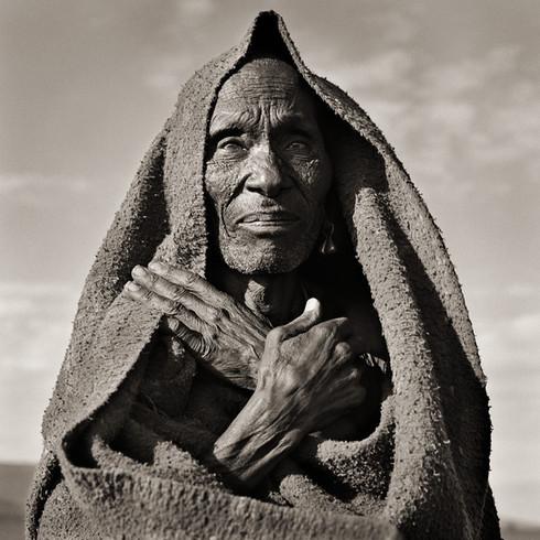 Masai Elder, Kenya, 1985