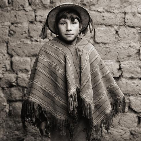 Quechua Boy, Peru, 2006