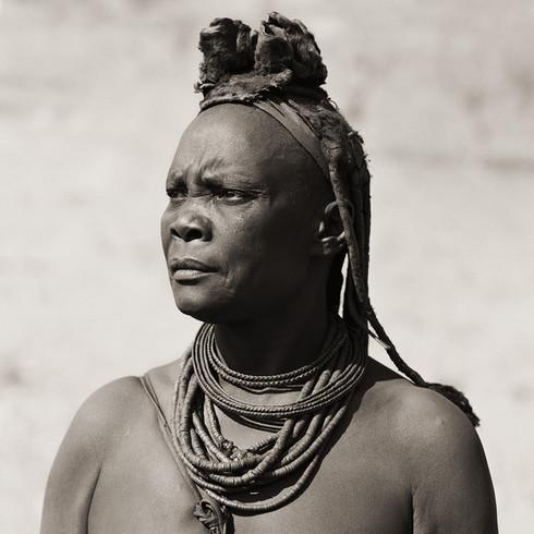 Himba Woman, Namibia, 2007