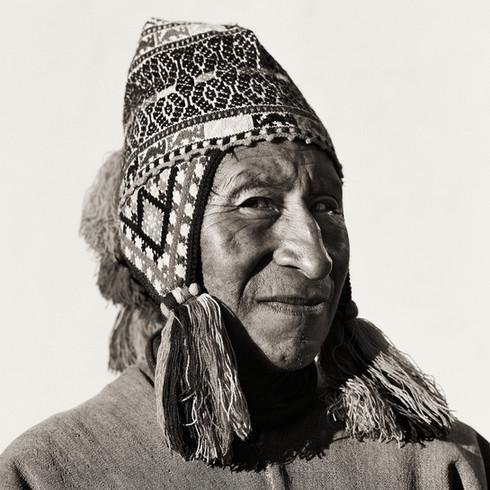 Qero Pakko Healer, Peru, 2006