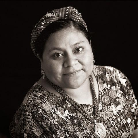 Rigoberta Menchu, 1995