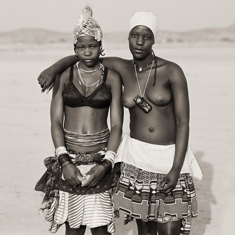 Ovazemba Girls, Namibia, 2007