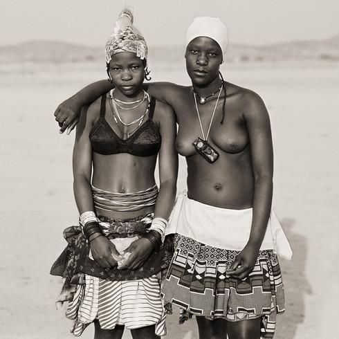Ovazemba Girls, Namibia, 2007