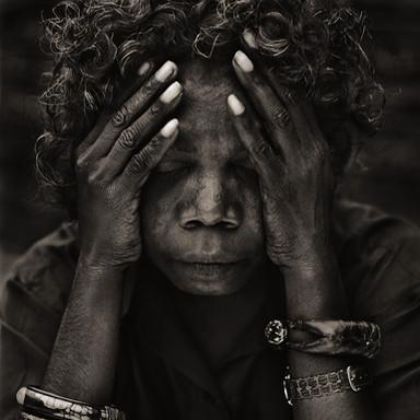 Aboriginal Artist, Australia, 1989