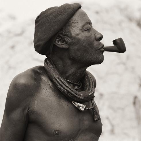 Himba Headman, Namibia, 2007