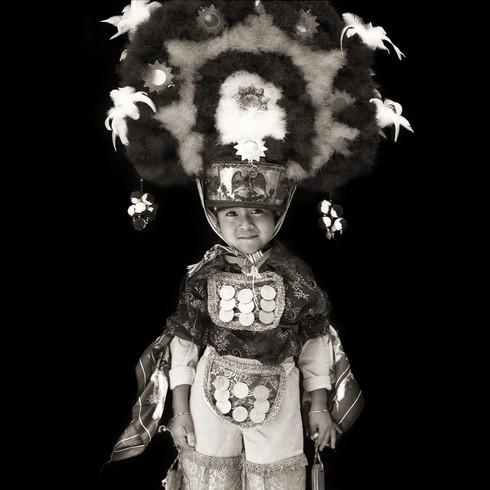 Dancer, Oaxaca, Mexico, 2004