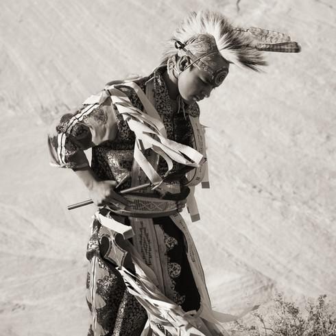 Dancer, Navajo Nation, Arizona, 2012