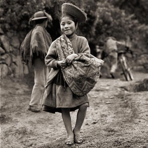 Quechua Girl, Peru, 2006