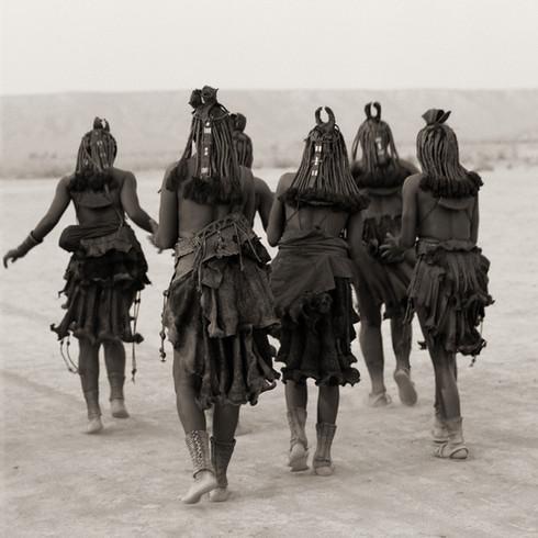 Himba Women, Namibia, 2007