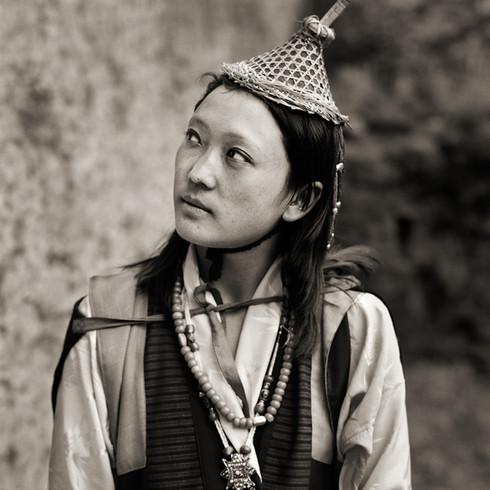 Dancer, Bhutan, 2010
