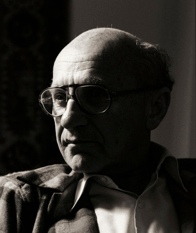 Milton Friedman,1981