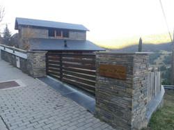 entrada Xalet la Molina