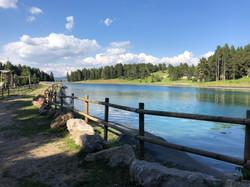 lakes, nature