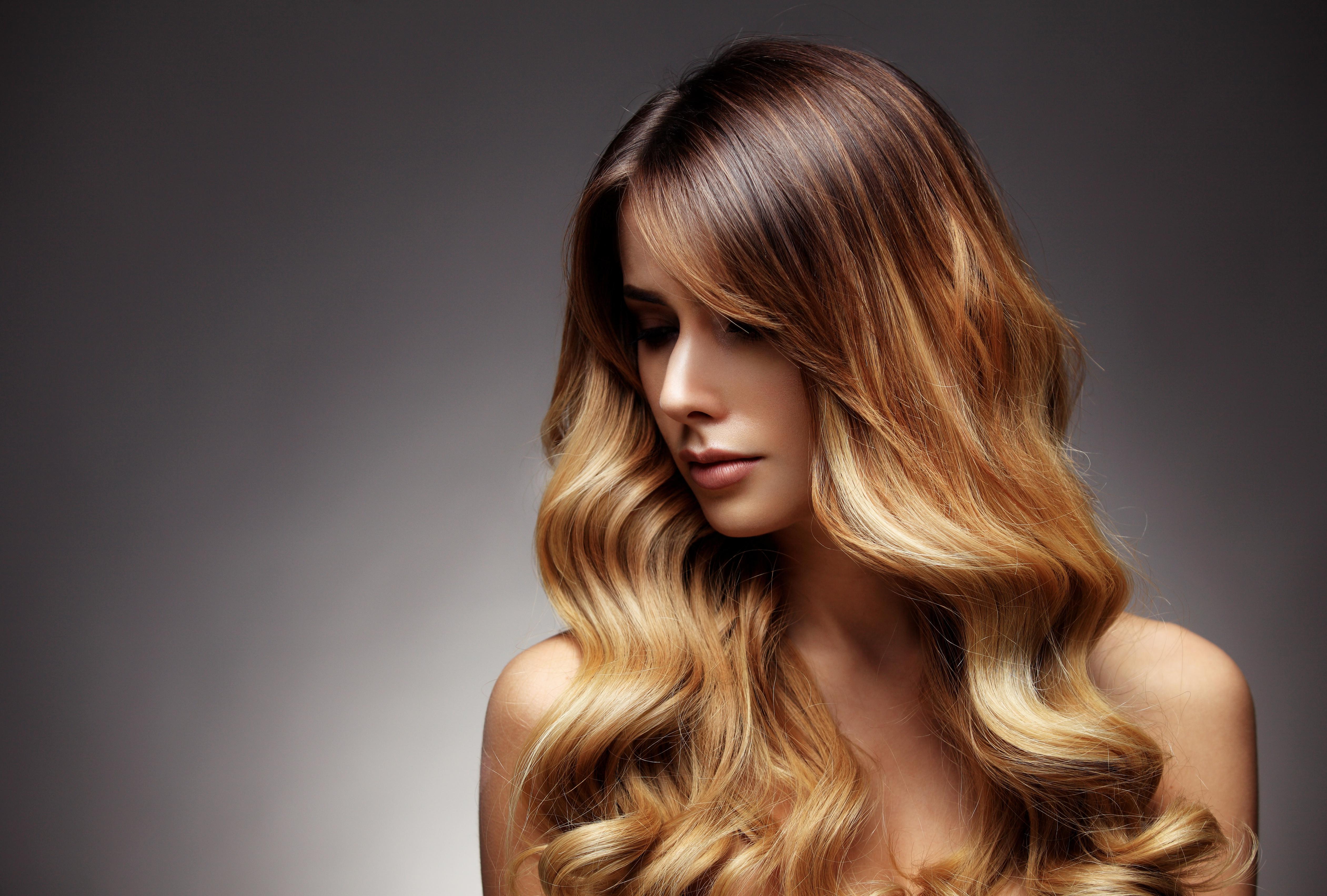 long hair amber
