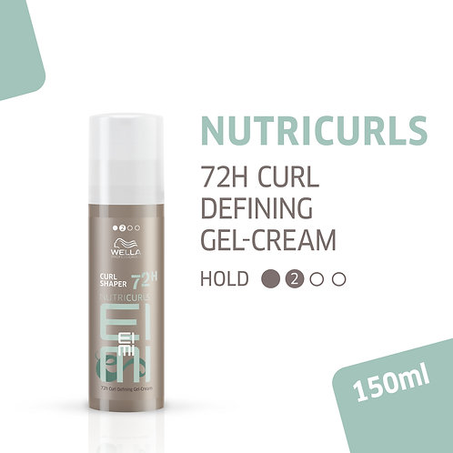 Curl defining gel-cream