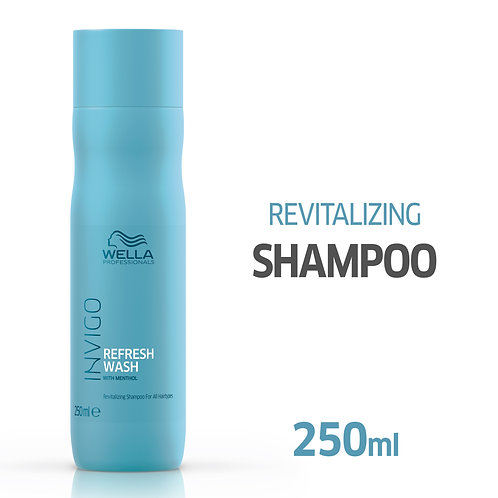 Refresh wash everyday shampoo