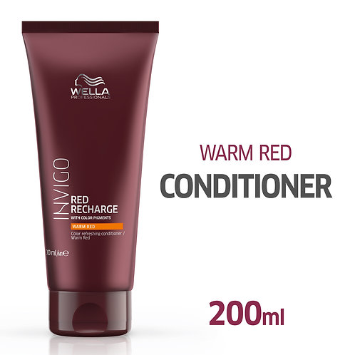 Invigo Warm red conditioner