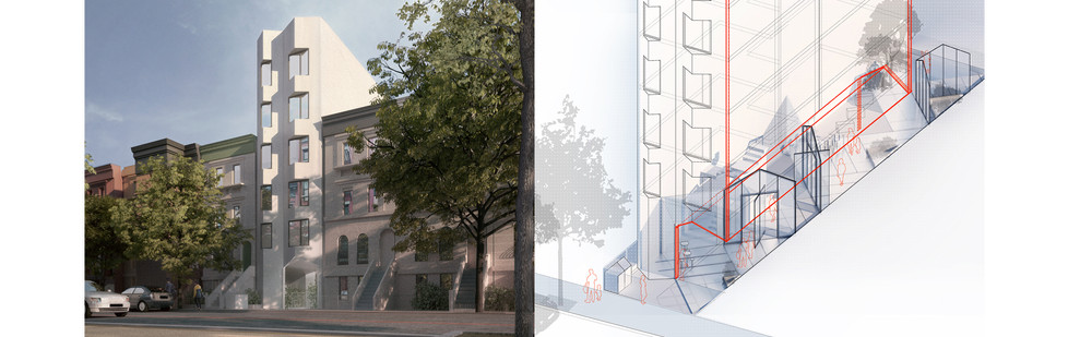 bow window augmented - ground up construction – harlem, ny 2019 competition