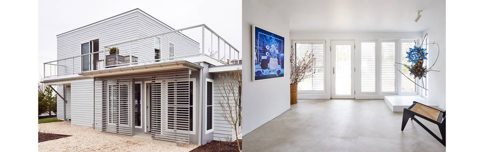 summer home - house extension – laurel, the northfork, ny 2020