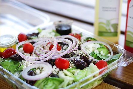 Best Salads in LA