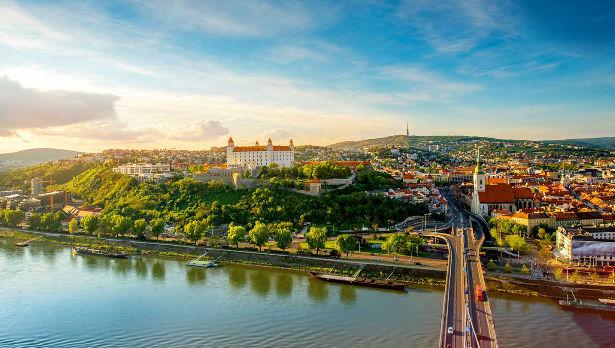 Bratislava Parkı: açıklama ve fotoğraf