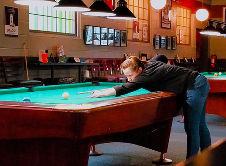 Rousey Routs the Competition at City Pool Hall