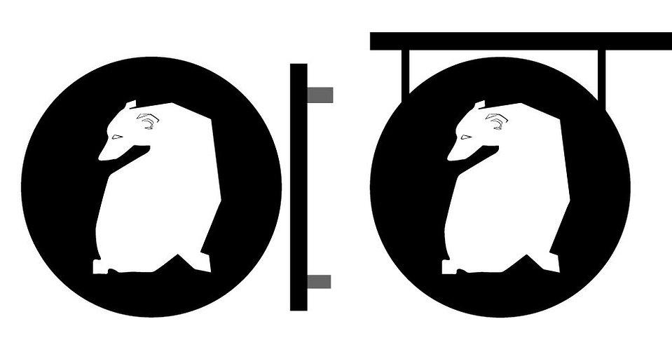 logo design branding shop sign