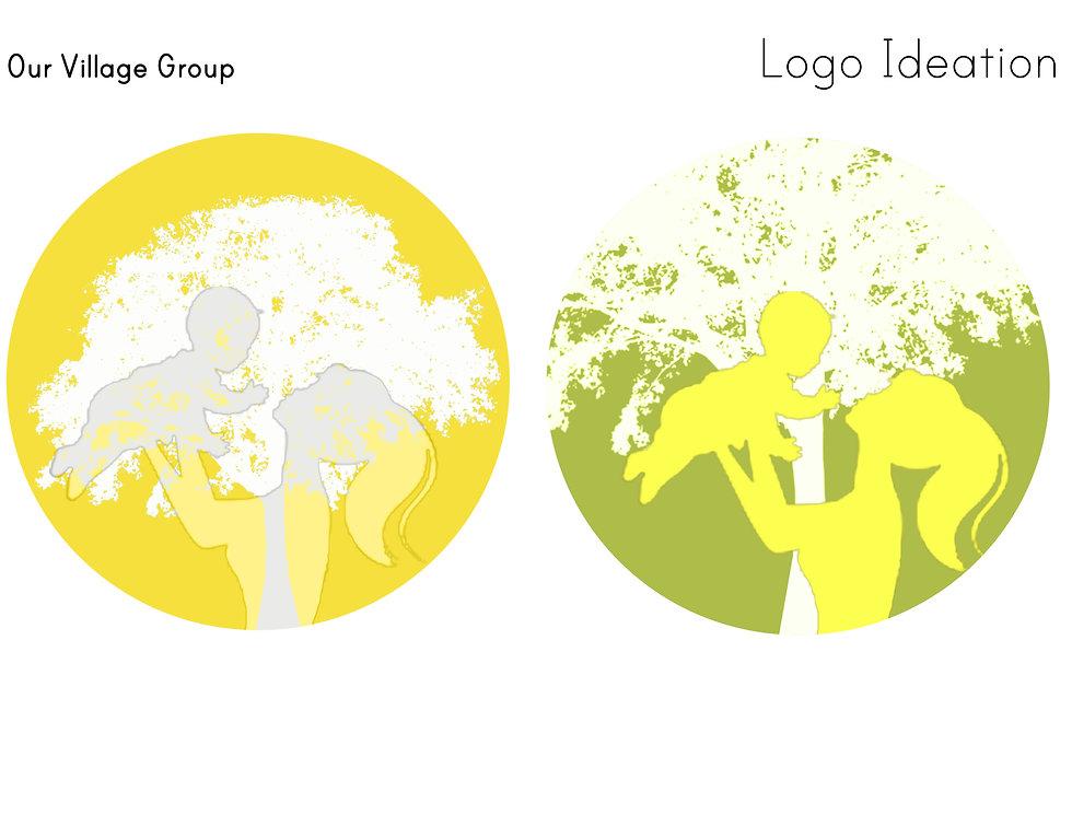 Logo Design Ideation Graphics