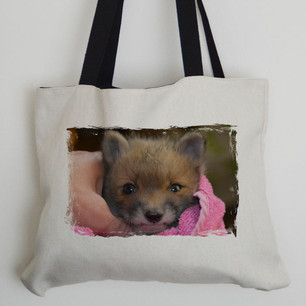 Daisy The Fox Tote Bag