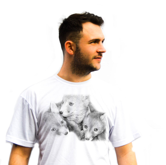 A Litter Of Fox Cubs T-Shirt