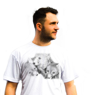 A Litter Of Fox Cubs T-Shirt