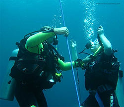 PADI Open water Bali