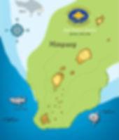 Map Gili Mimpang