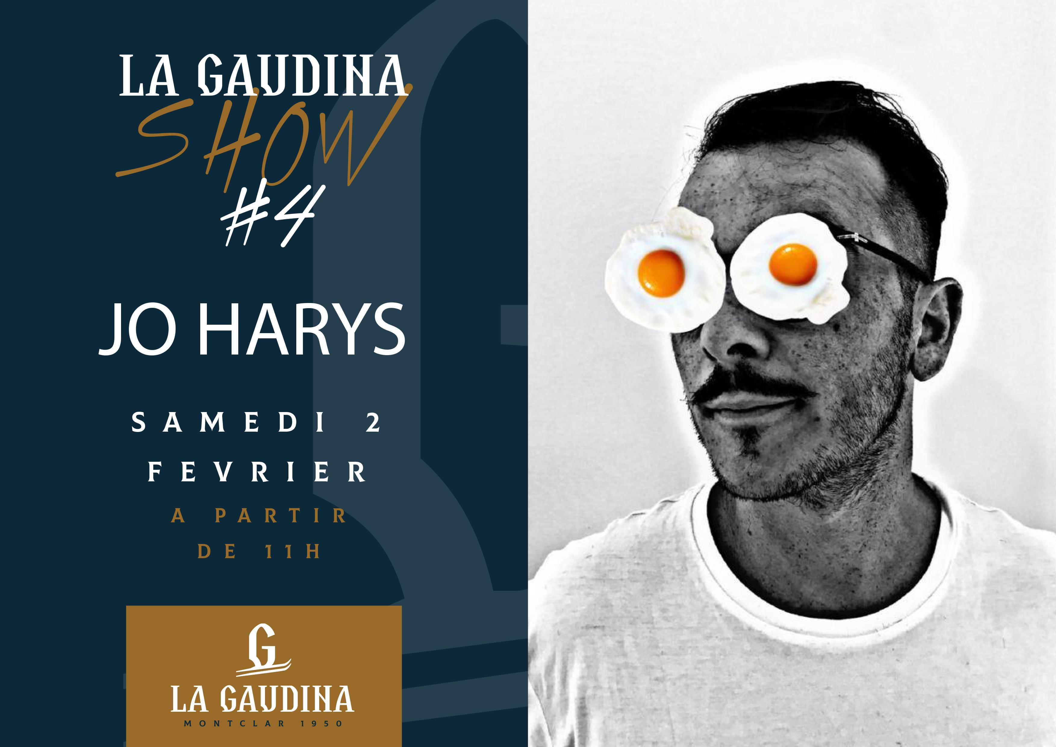 La Gaudina show 4 Jo Harys